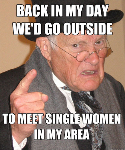 where to meet women