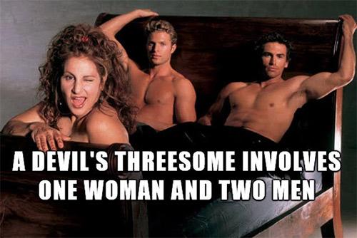 Devils threesomes