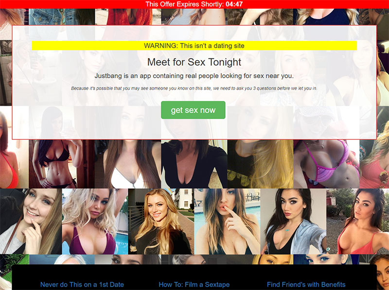 Sex site review