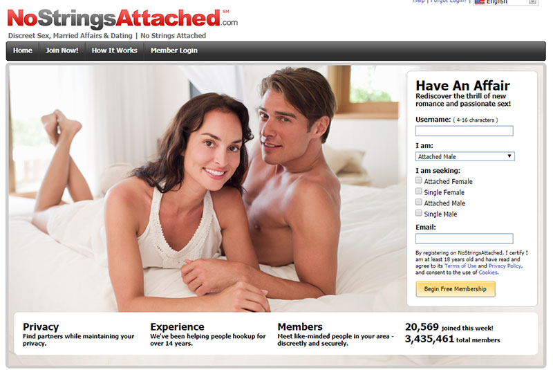 Sex sites for married