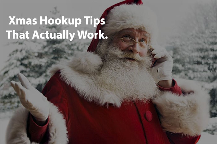 dick in a box christmas hookup tips