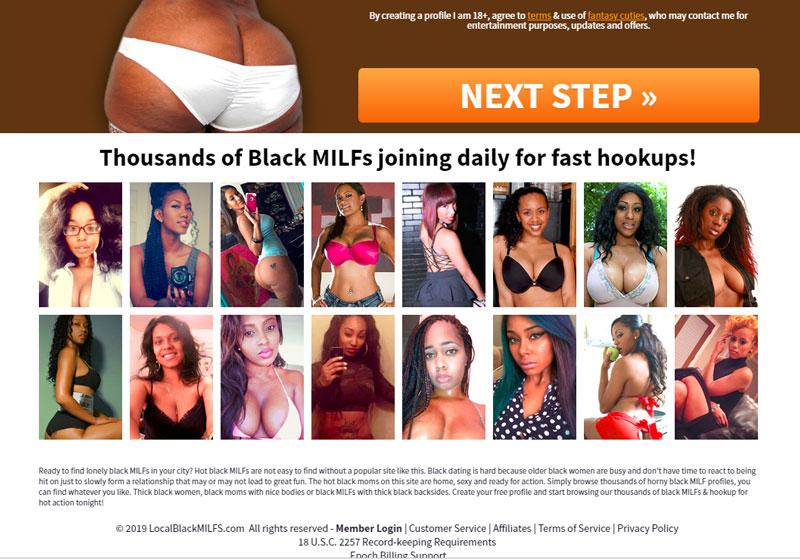 LocalBlackMilfs.com profiles