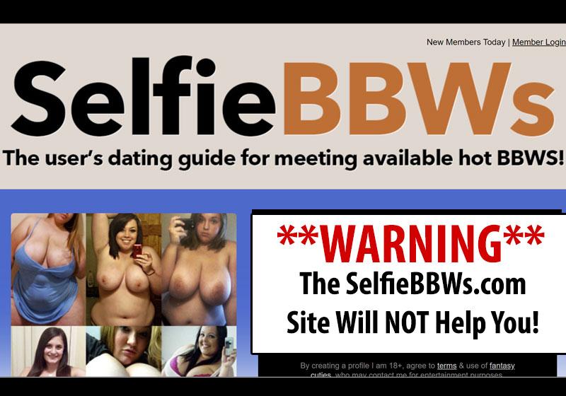 Selfie BBWs site