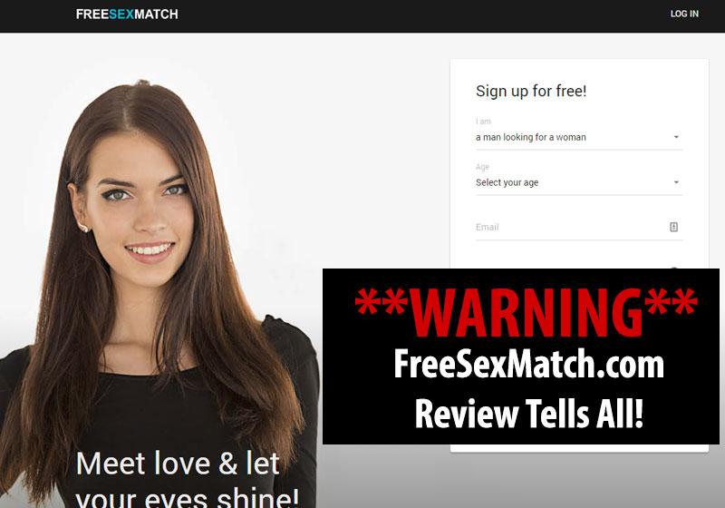 Free Sex Match Site