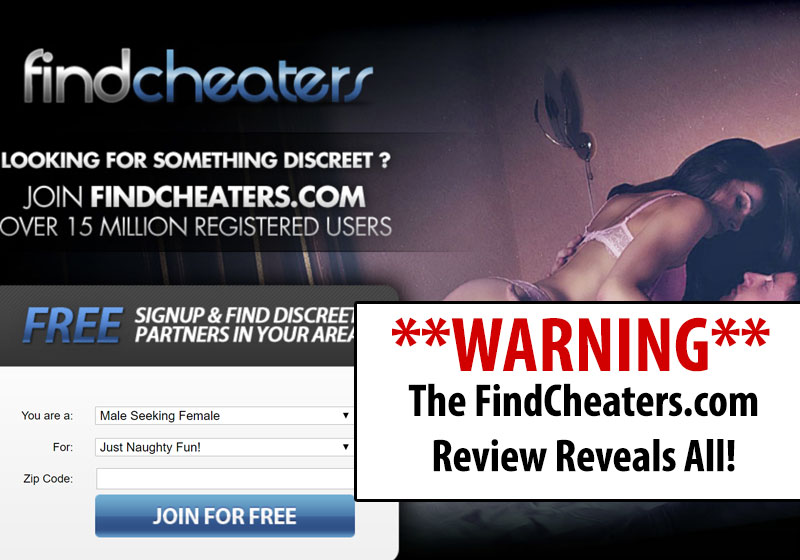 FindCheaters.com