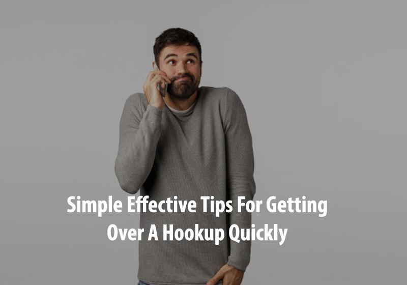 Get Over A Hookup